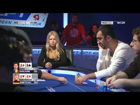 EPT 10 Barcelona 2013 Main Event Episode 7 PokerStars.com HD