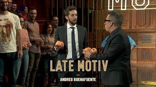 LATE MOTIV - David Broncano. 'Corea Caquis' | #LateMotiv301