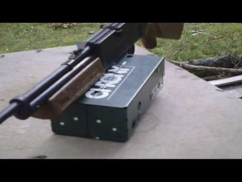 Crosman 760 air rifle easy power mod