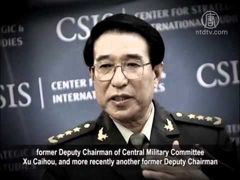 High-rank military officials speak again supporting Xi Jinping who is in a predicament.