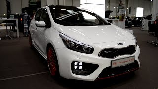 2017 New Kia Ceed GT Line Exterior and Interior