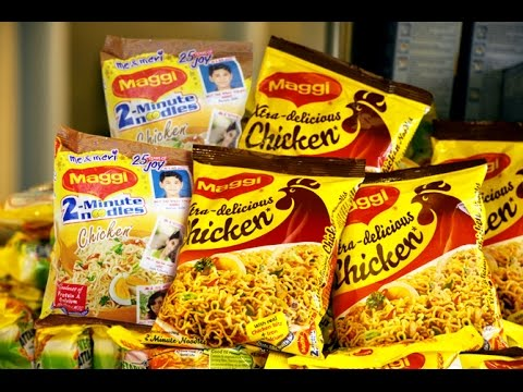 Maggi Banned In Jammu & Kashmir And Uttarakhand