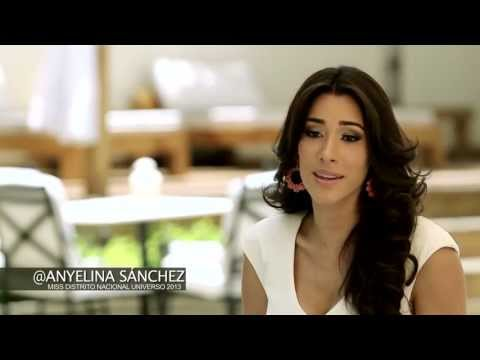 Anyelina Sánchez // Miss Distrito Nacional Universo 2013