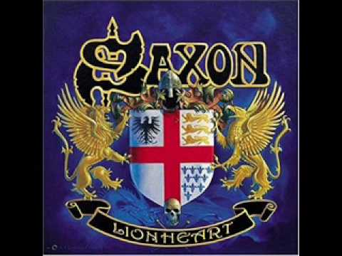 Saxon - Man and Machine