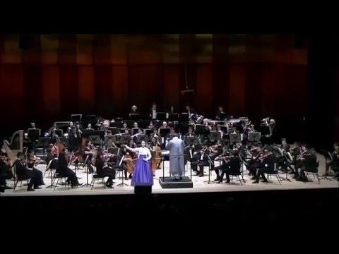 2015 QKO Concert _7. Miryang Arirang, Kyungbok Palace Taryung, Jewel in the Palace Theme Song