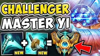 WTF RIOT?! ESSENCE REAVER GIVES MASTER YI INFINITE Q'S?! THIS DAMAGE IS INSANE!! - League of Legends
