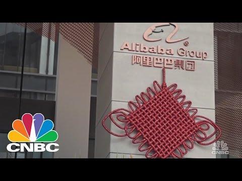 Alibaba's Revenue Increases, Profits Drop | Tech Bet | CNBC