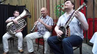 Moscow Trad Jazz Band  28 05 2015