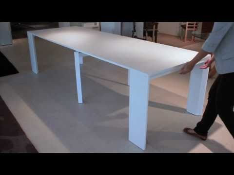 Rectangular Expandable Table Designs