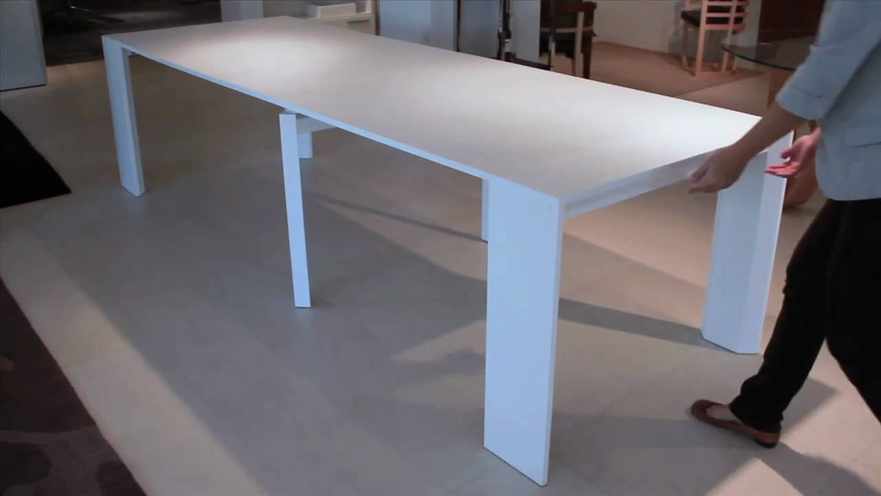 goliath console dining table youtube. Black Bedroom Furniture Sets. Home Design Ideas