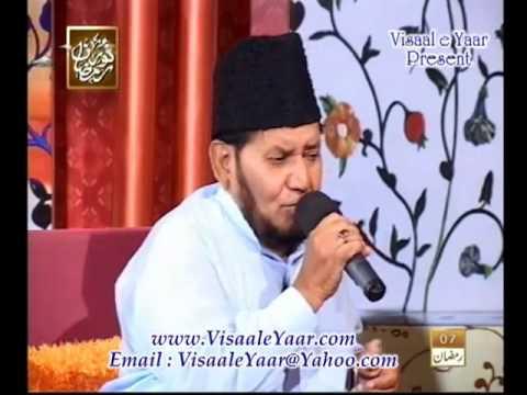 Urdu Naat(Qatra Mange Jo Koi)Akhtar Qureshi In Qtv.By Visaal