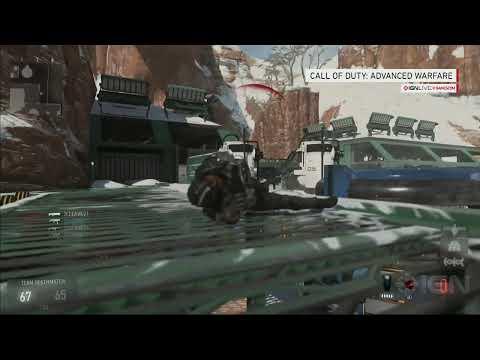 Call of Duty: Advanced Warfare Multiplayer Gameplay Demo - IGN Live: Gamescom 2014