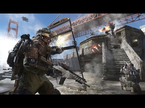Call of Duty: Advanced Warfare Multiplayer Gameplay Demo - IGN Live: Gamescom 2014