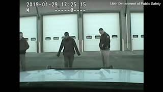 Utah police chief fails sobriety test and is arrested for DUI