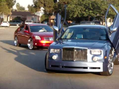 SICK CHRYSLER 300 AND CANDY MAXIMA Video