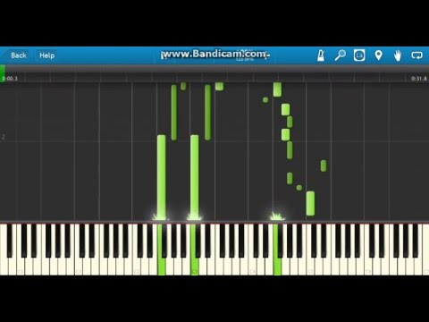 Martin Garrix & MOTi - Virus (How About Now) Piano Tutorial Synthesia
