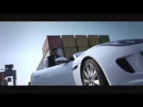 Narain Karthikeyan Race with Helicopter- Chipsan Aviation