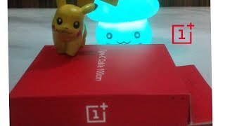 unboxing Oneplus type-C charging cable.