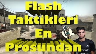 CS:GO - Dust 2 - Flash Taktikleri