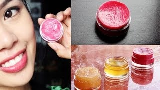 DIY Soft Tinted Honey Lip Balm- Beautyklove