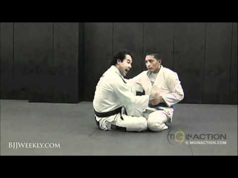 Marcelo Garcia - Butterfly Sweep V.2 - BJJ Weekly #070 Image 1