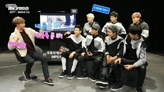 MV Commentary BEHIND CUT MPD GOT7