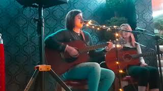 Bryony Dunn - Monalisa ?? @ Write Like A Girl  Christmas Special 06-12-2018-4k