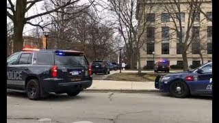 Active shooter reported on University of Michigan Ann Arbor campus