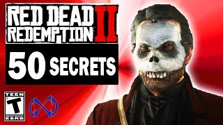 50 SECRET TIPS and TRICKS Red Dead Redemption 2