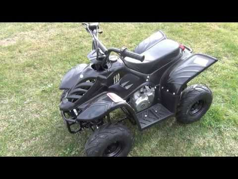 Boulder 400X 110cc Youth ATV Review
