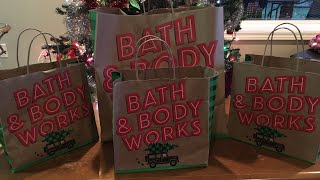 Bath & Body Works SAS Haul! 😆