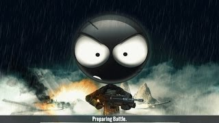 Stickman Battlefields - Android Gameplay HD