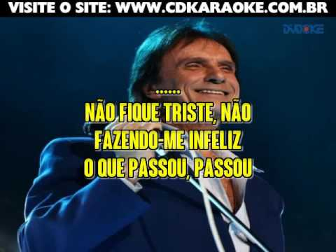 Roberto Carlos   Não Precisa Chorar