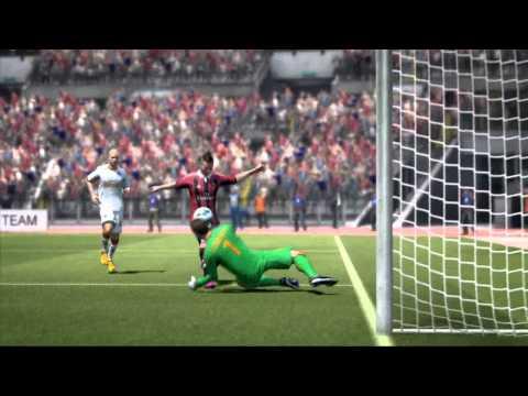FIFA 14 Лучший симуляторов футбола. Командная игра, красивые розыгрыши и великолепные голы!