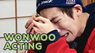 Wonwoo Acting Compilation