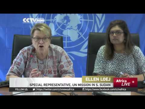 UN says over 2 million people currently displaced in South Sudan