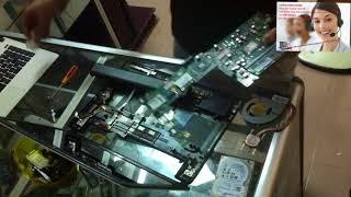 Tháo máy, vệ sinh laptop ASUS X401 X401A X401U X501U x550vx x454l x441s x540s series