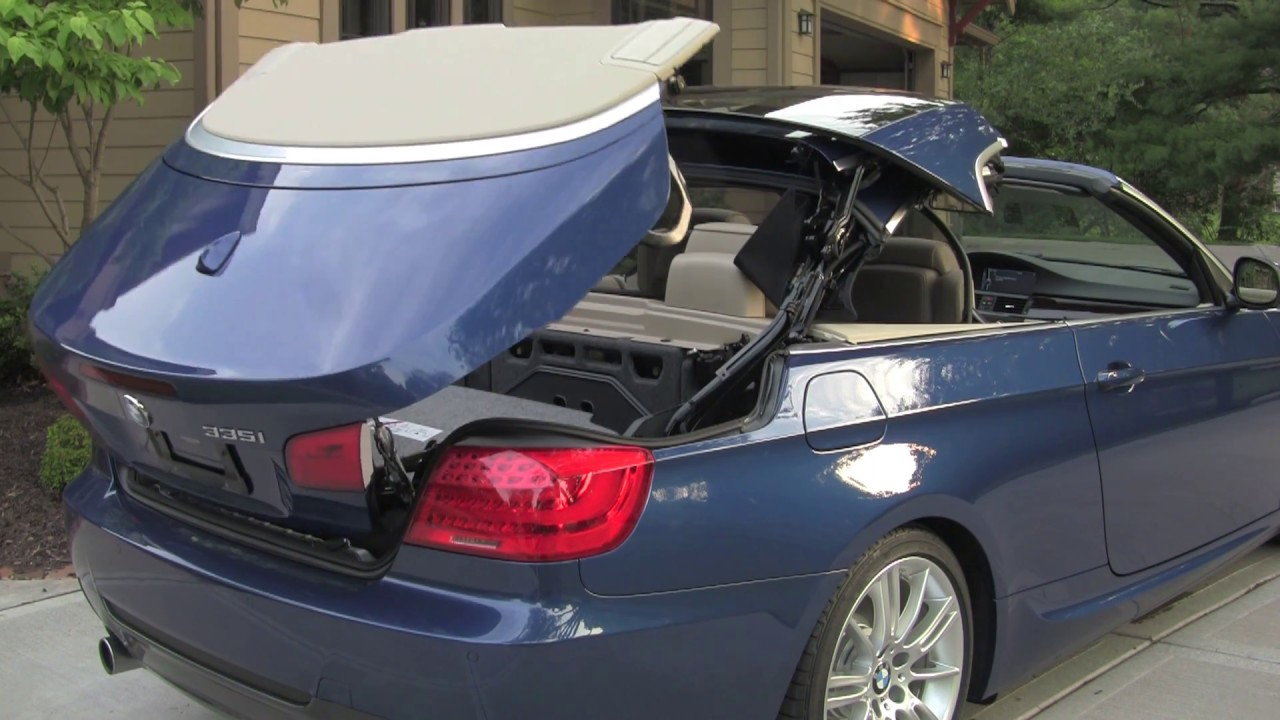 Mechanism Used In Convertible Cars