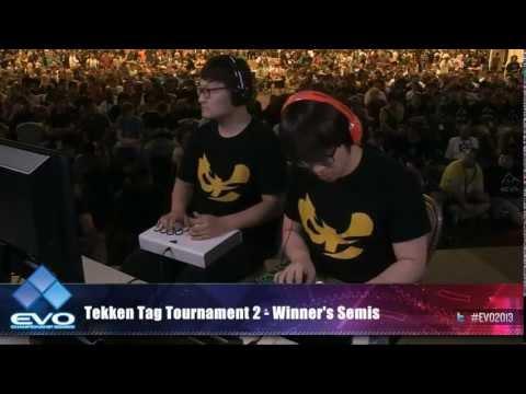 Evolution 2013 Tekken Tag Tournament 2 Finals EVO