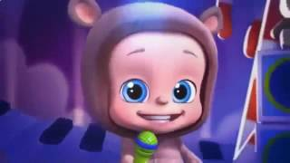 Everybody Dance Now by Baby Vuvu Nursery Rhyme - Kids Songs - 3D English Rhymes for Children