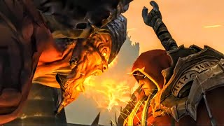 Samael and 4 Chosen Ones: Story of Demon and War, Horseman of Apocalypse (Darksiders 1)