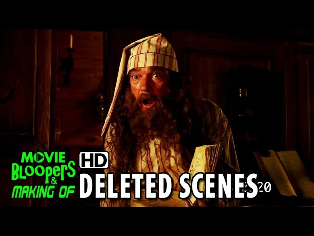 Spongebob Movie: Sponge Out Of Water (2015) Deleted Scene #1 - Story