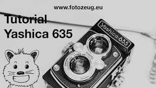 Yashica 635 - Tutorial