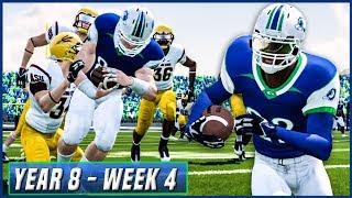 #13 Kalispell @ #15 Alabama - NCAA Football 14 Dynasty Year 8 Week 2   Ep.132