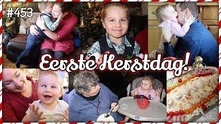 EERSTE KERSTDAG! | Familie Vlog 453