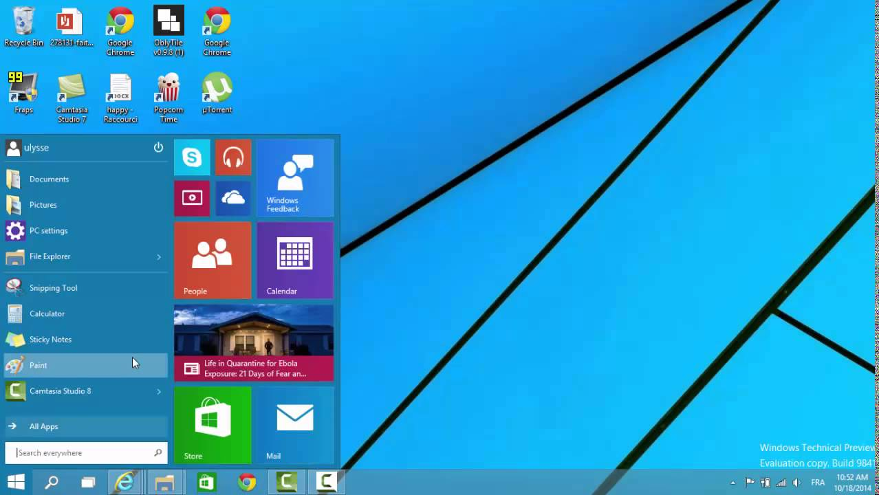 Windows 10 le test complet en fran ais youtube - Open office windows 7 gratuit francais ...