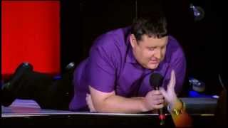 Peter Kay, Cardiff, Shouting Hecklers.