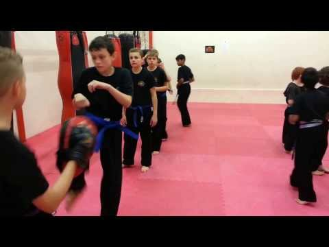Kids Kickboxing Classes Poynton (Shantiacademy.co.uk) Image 1