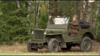 Willys MB / Техника военных лет