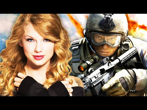"""Call Of Duty - Taylor Swift """"style"""" Parody video"""